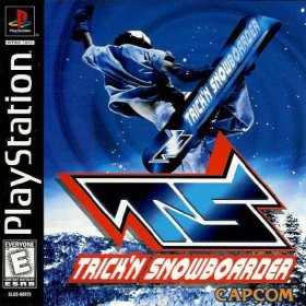 The coverart thumbnail of Trick'N Snowboarder