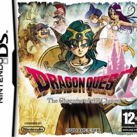 The coverart thumbnail of Dragon Quest: The Chapters of the Chosen