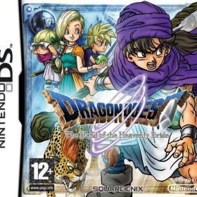 The coverart thumbnail of Dragon Quest: The Hand of the Heavenly Bride