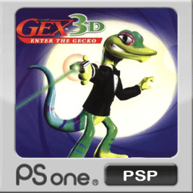 The coverart thumbnail of Gex 3D: Enter the Gecko