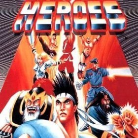 The coverart thumbnail of World Heroes
