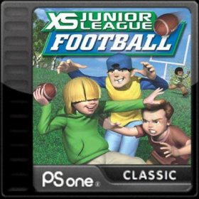 The coverart thumbnail of  XS Junior League Football