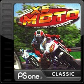 The coverart thumbnail of XS Moto
