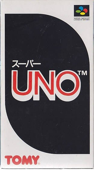 The coverart image of Super Uno