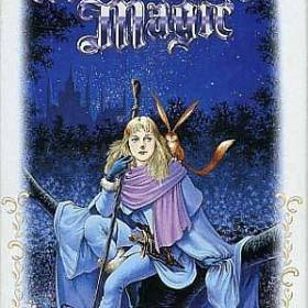 The cover art of the game Wondrous Magic .