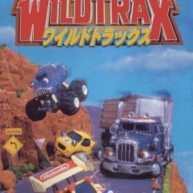 The cover art of the game Wild Trax .
