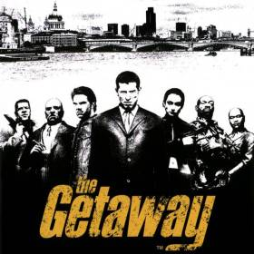 The cover art of the game The Getaway (v1.03).