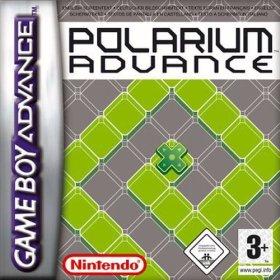 The cover art of the game Polarium Advance .