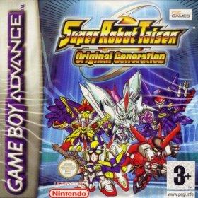 The cover art of the game Super Robot Taisen - Original Generation .