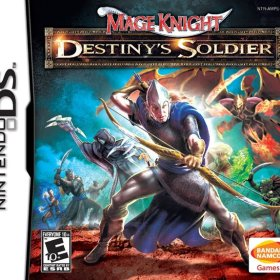 The coverart thumbnail of Mage Knight - Destiny's Soldier