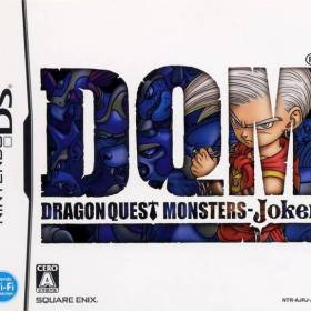 The cover art of the game Dragon Quest Monsters - Joker .