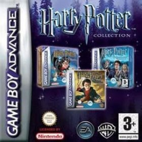 The cover art of the game  Harry Potter Collection .