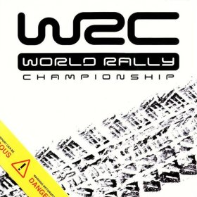 The cover art of the game WRC: World Rally Championship.