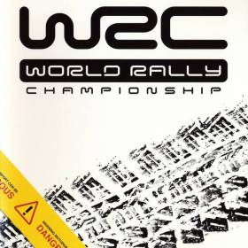 The coverart thumbnail of WRC: World Rally Championship