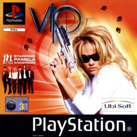 The cover art of the game V.I.P. / VIP.