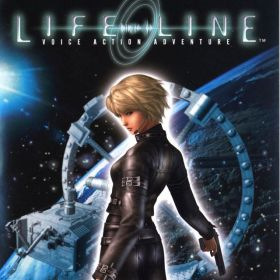 The cover art of the game Lifeline.