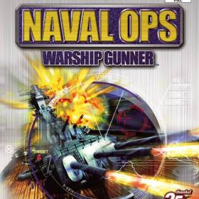 The cover art of the game Naval Ops: Warship Gunner.
