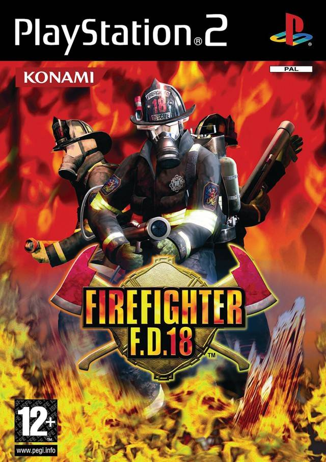 Firefighter F.D. 18
