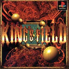 The cover art of the game King's Field (Japan) [English Patched v1.0].