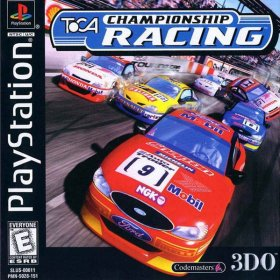 The cover art of the game TOCA Championship Racing.