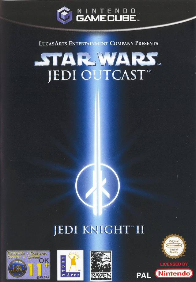 Star Wars Jedi Knight II: Jedi Outcast (France)