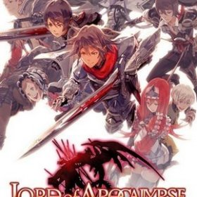 The cover art of the game  Lord of Apocalypse (English Patched).
