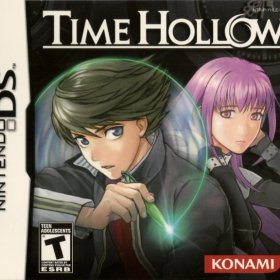 The cover art of the game Time Hollow.