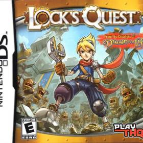 The coverart thumbnail of Lock's Quest