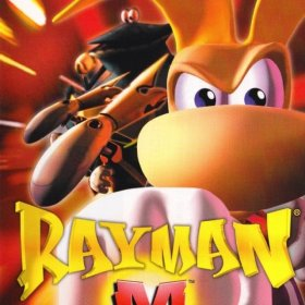 The coverart thumbnail of Rayman M