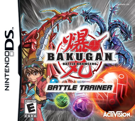 Bakugan - Battle Brawlers: Battle Trainer