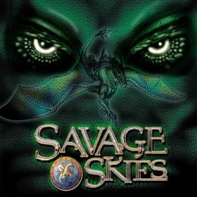 The cover art of the game Savage Skies.