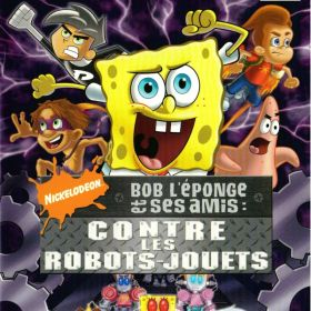 The coverart thumbnail of Nickelodeon SpongeBob and Friends: Attack of the Toybots