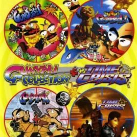 The coverart thumbnail of Gunvari Collection + Time Crisis