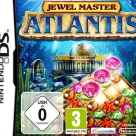 The cover art of the game Jewel Master: Atlantis.