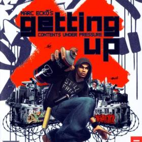 The coverart thumbnail of Marc Ecko's Getting Up: Contents Under Pressure