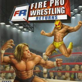 The coverart thumbnail of  Fire Pro Wrestling Returns
