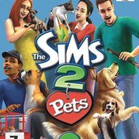The coverart thumbnail of The Sims 2: Pets