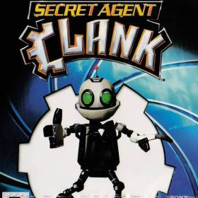 The coverart thumbnail of Secret Agent Clank