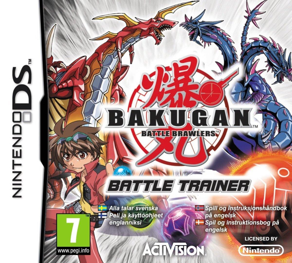 Bakugan: Battle Brawlers - Battle Trainer