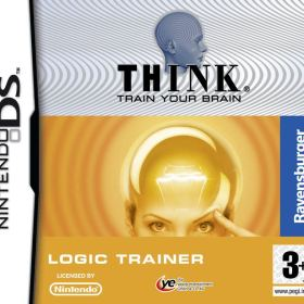The cover art of the game Think: Train Your Senses .