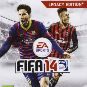 The coverart thumbnail of FIFA 14 (En,Fr,De,It,Nl)