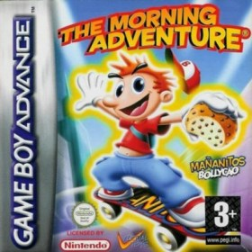 The cover art of the game The Morning Adventure (English Patched).