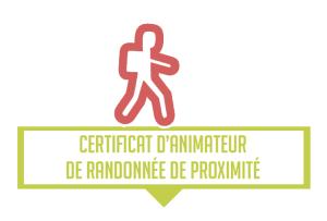 logo certificat d'animateur de randonnée