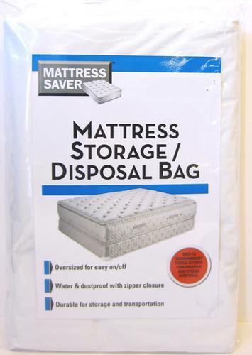Mattress Saver TwinFull Size Mattress Storage Bag At Menards