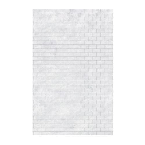 Swan SSST 6296 1 Subway Tile 36 X 96 Shower Wall Panel
