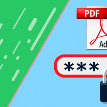 Cómo eliminar la contraseña de un PDF