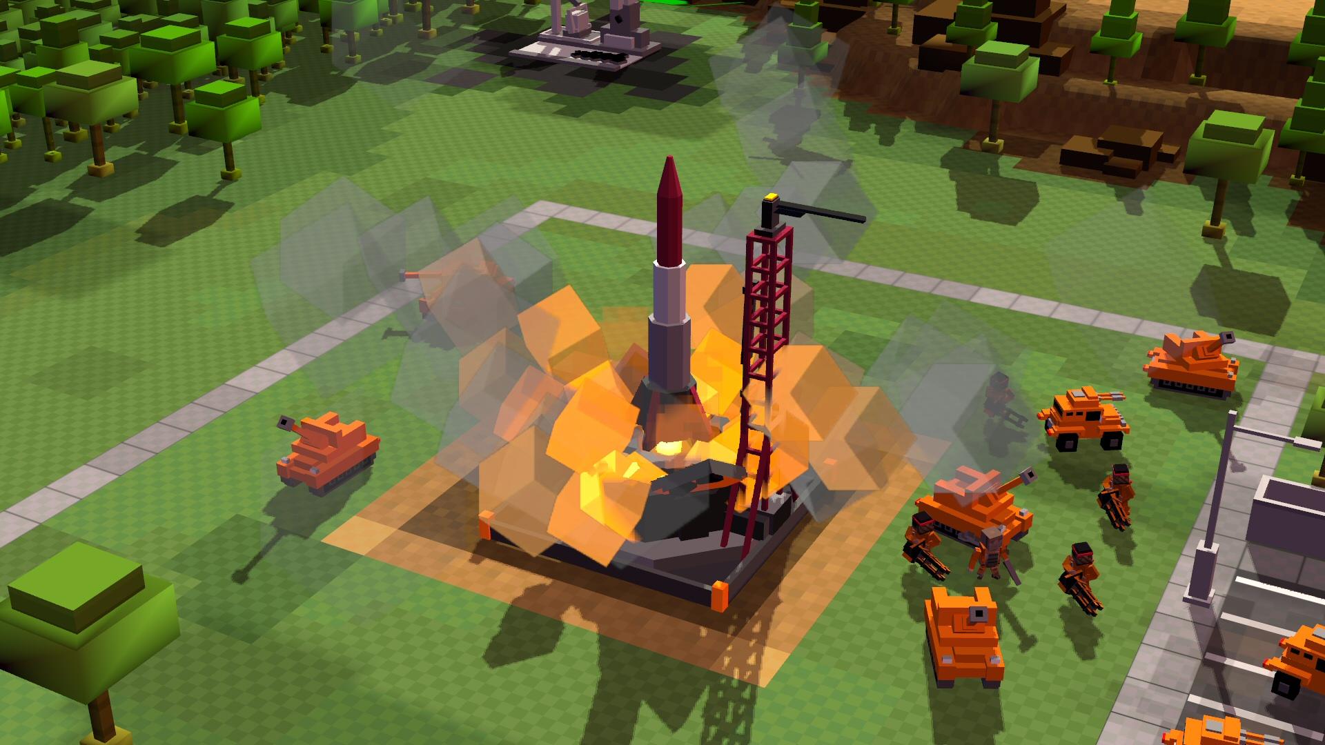 Resultado de imagem para 8-BIT ARMIES menu