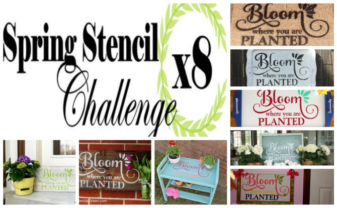 Stencil Challenge