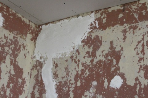 Repairing Hole in Plaster
