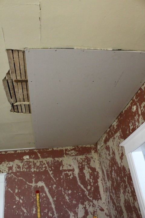 Replacing Living Room Ceiling3